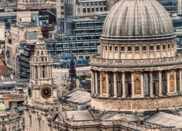 St Paul's CathedralLondon School trip