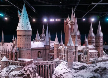 Warner Bros. Studio Tour - The Making of Harry Potter London School trip